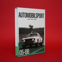 Automobilsport Racing / History / Passion Slip Case for Issue Numbers 5-8