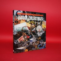 The Complete Guide to Jaguar Collectibles,Signed by Ian Cooling
