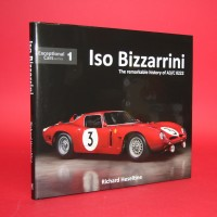 Exceptional Cars Series 1: Iso Bizzarrini The Remarkable History of A3 / C 0222