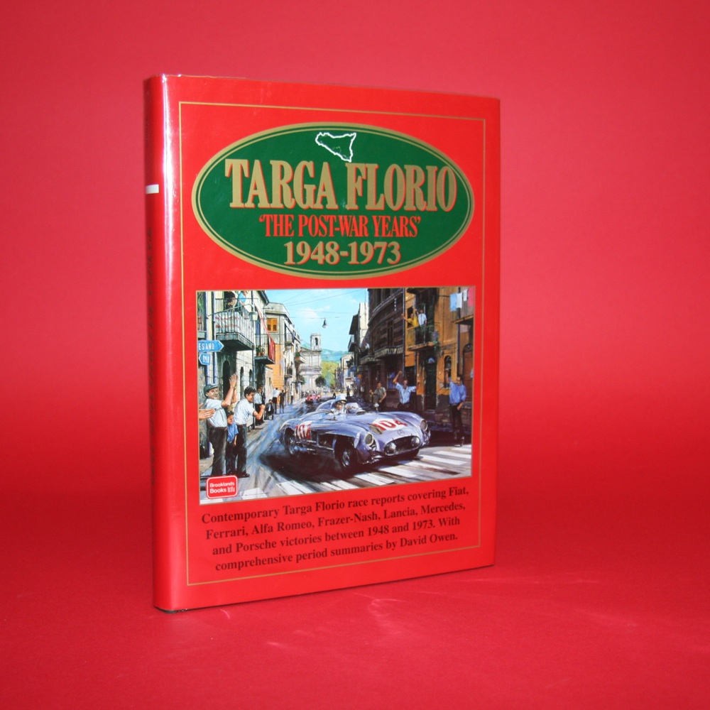 Targa Florio The Postwar Years 1948-1973