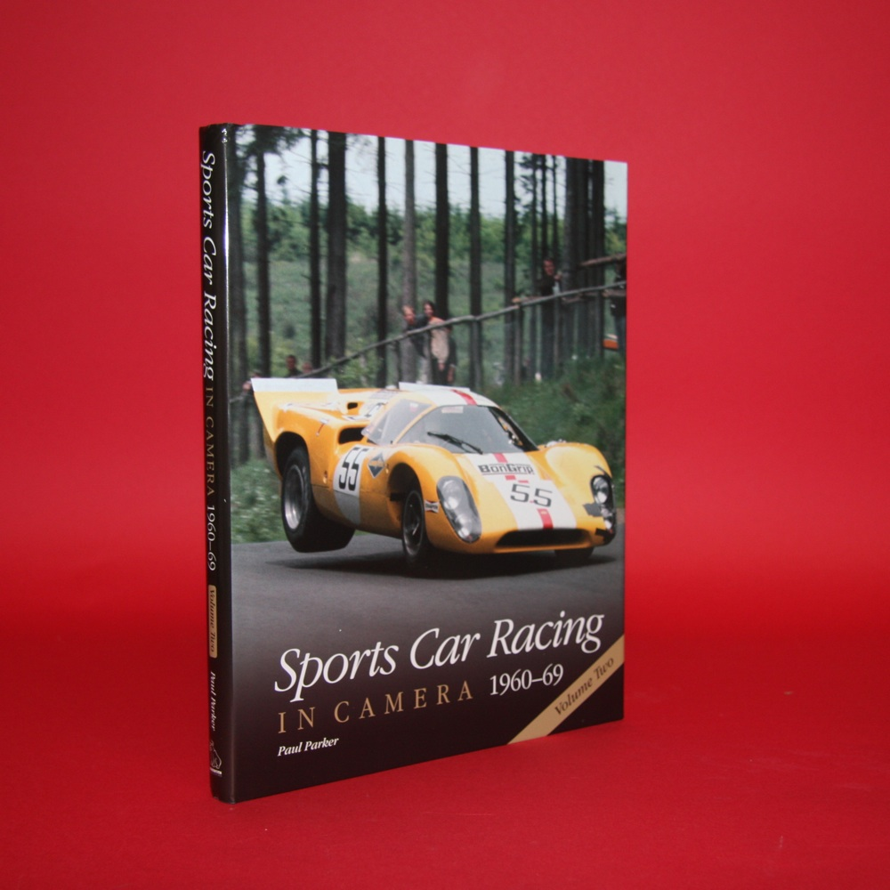 Sports Car Racing in Camera 1960-69  Volume Two