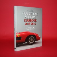 Classic Car Auction Yearbook 2015-2016