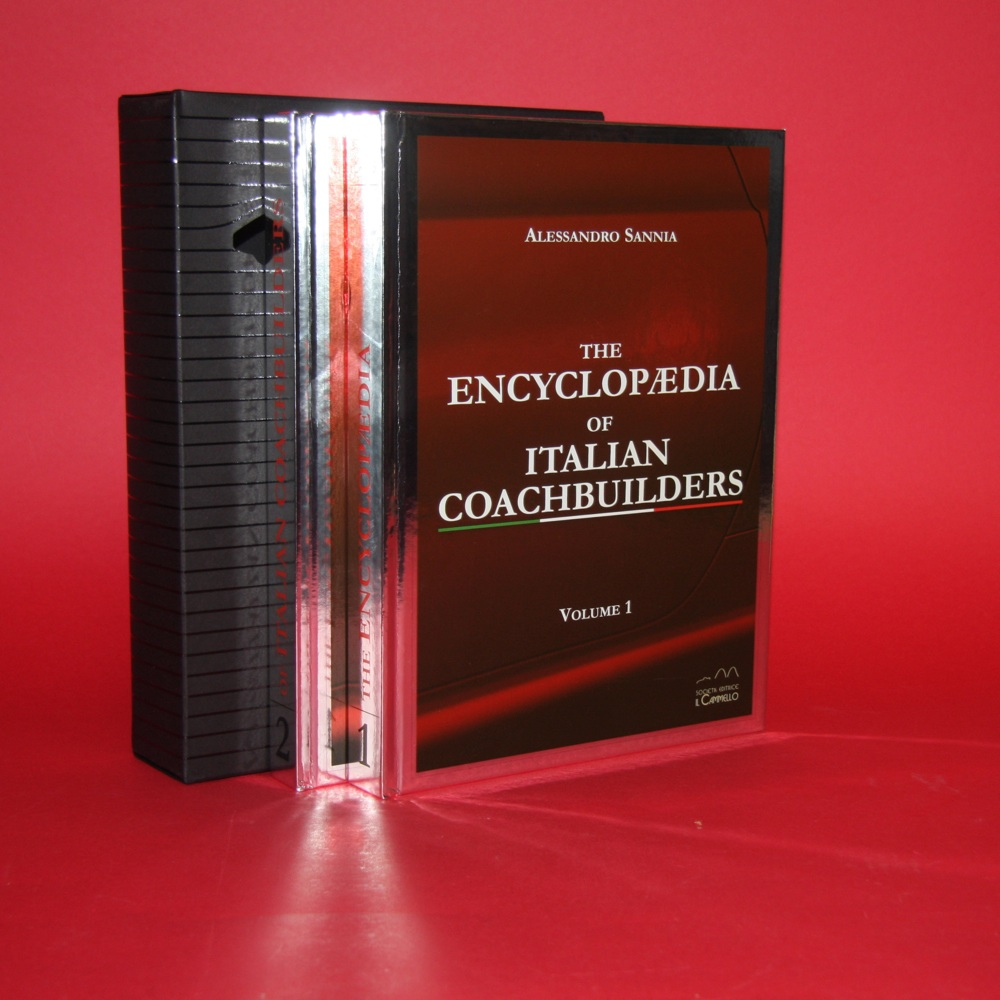 The Encyclopedia of Italian Coachbuilders Vol 1 and Vol 2