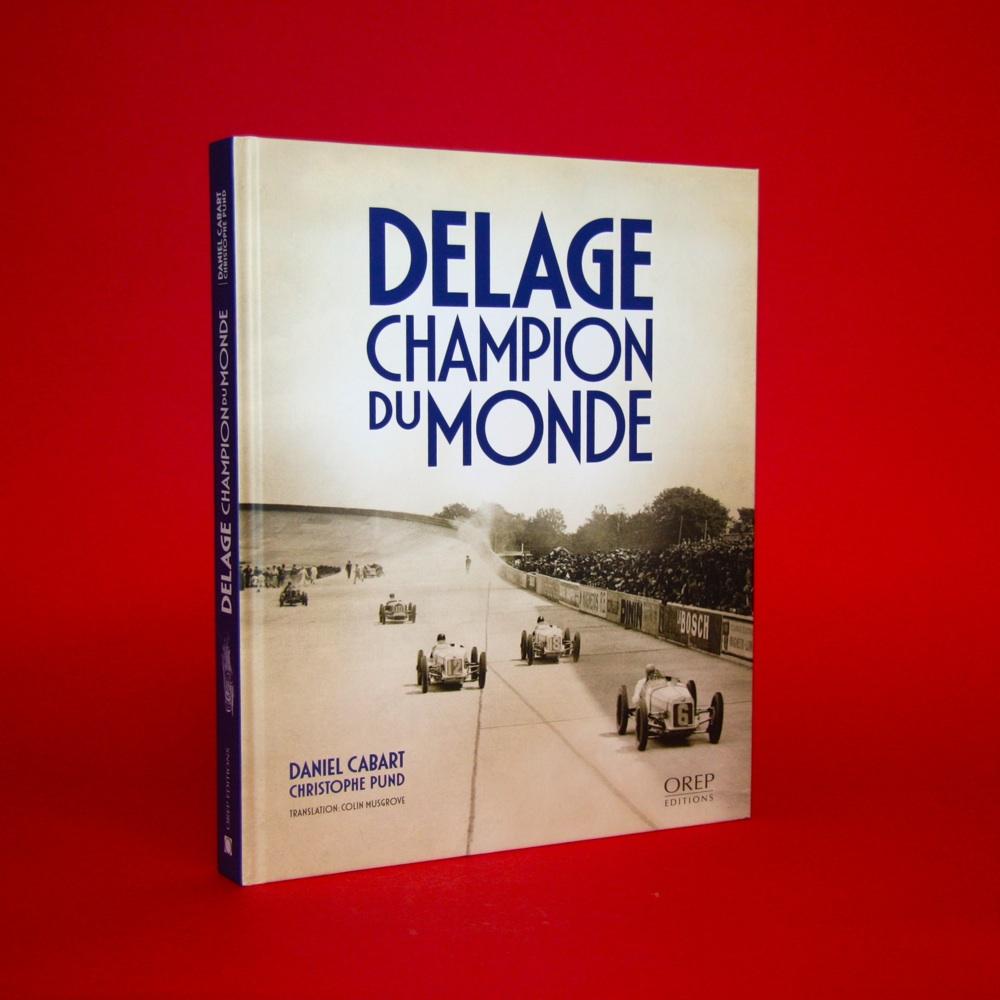 Delage - Champion du Monde