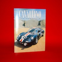 Cavallino Magazine No 217  February 2017 / March 2017