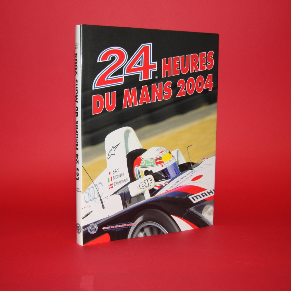 24 Heures Du Mans 2004 Official Yearbook  French Edition