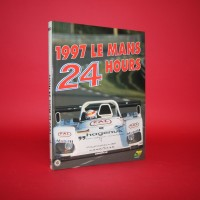 24 Hours Le Mans 1997 Official Yearbook English Edition