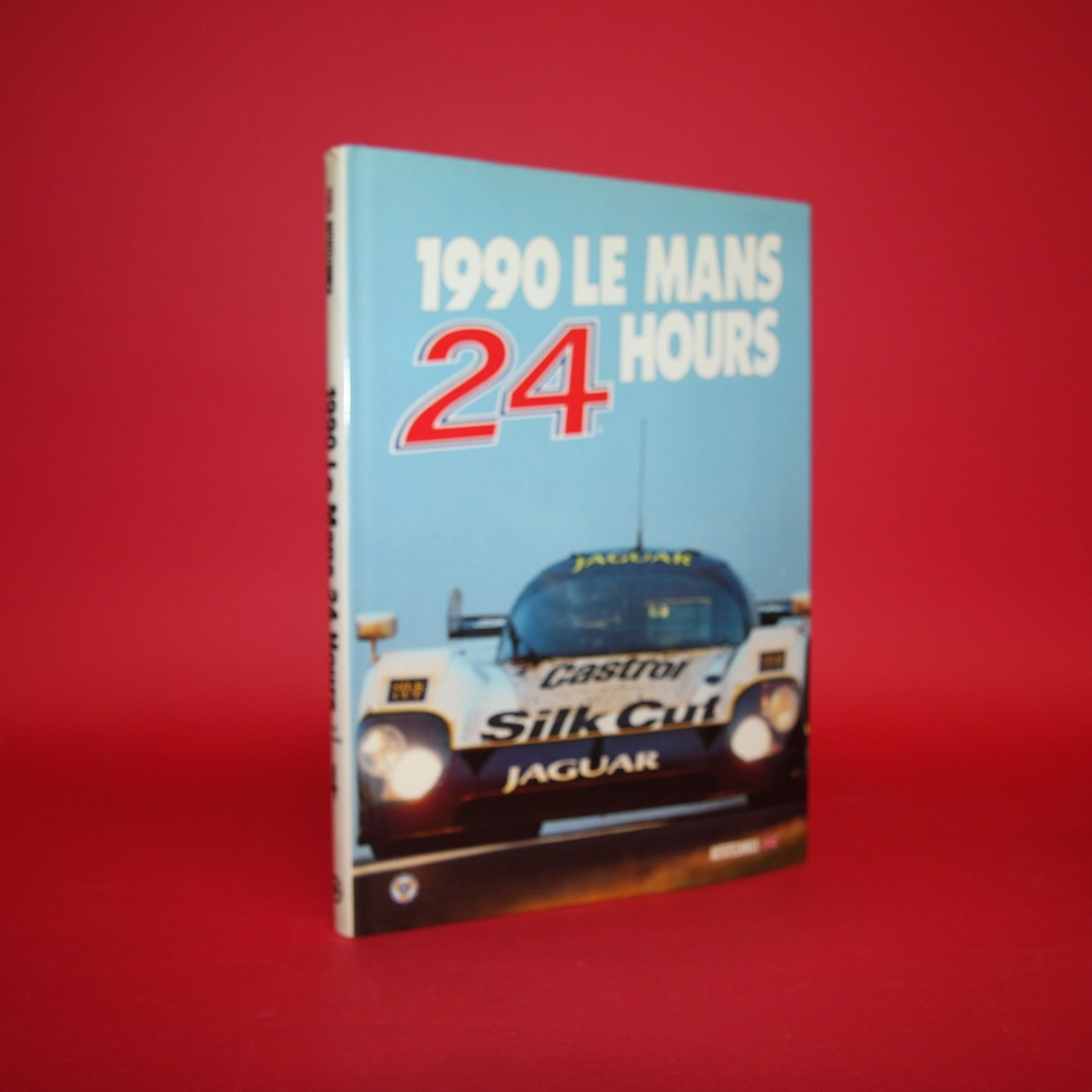 24 Hours Le Mans 1990 Official Yearbook  English Edition