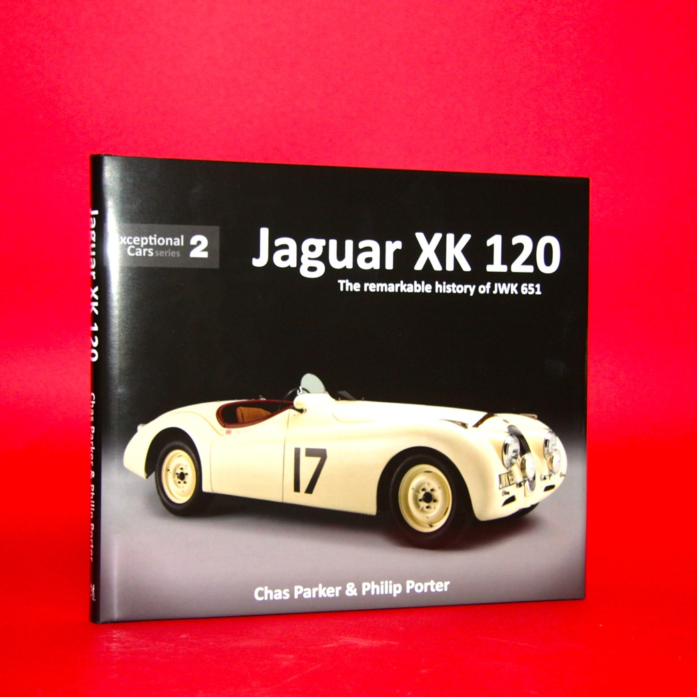 Cars Series 2 Jaguar Xk 120 The Remarkable History Of Jwk 651