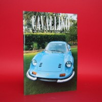 Cavallino Magazine No 218  April 2017 / May 2017
