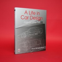 A Life in Car Design - Jaguar, Lotus, TVR - Oliver Winterbottom