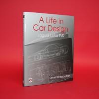 A Life in Car Design - Jaguar, Lotus, TVR - Oliver Winterbottom