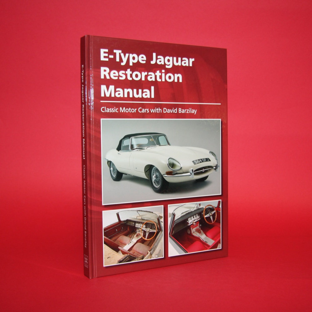 E-Type Jaguar Restoration Manual