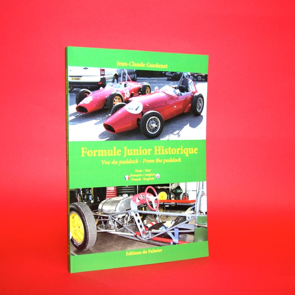 Formula Junior  Historique Vue du paddock-From the Paddock