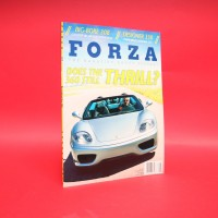 Forza Magazine Number 159  August  2017