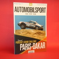 Automobilsport Racing / History / Passion 13: Porsche Grand Challenge Paris-Daker