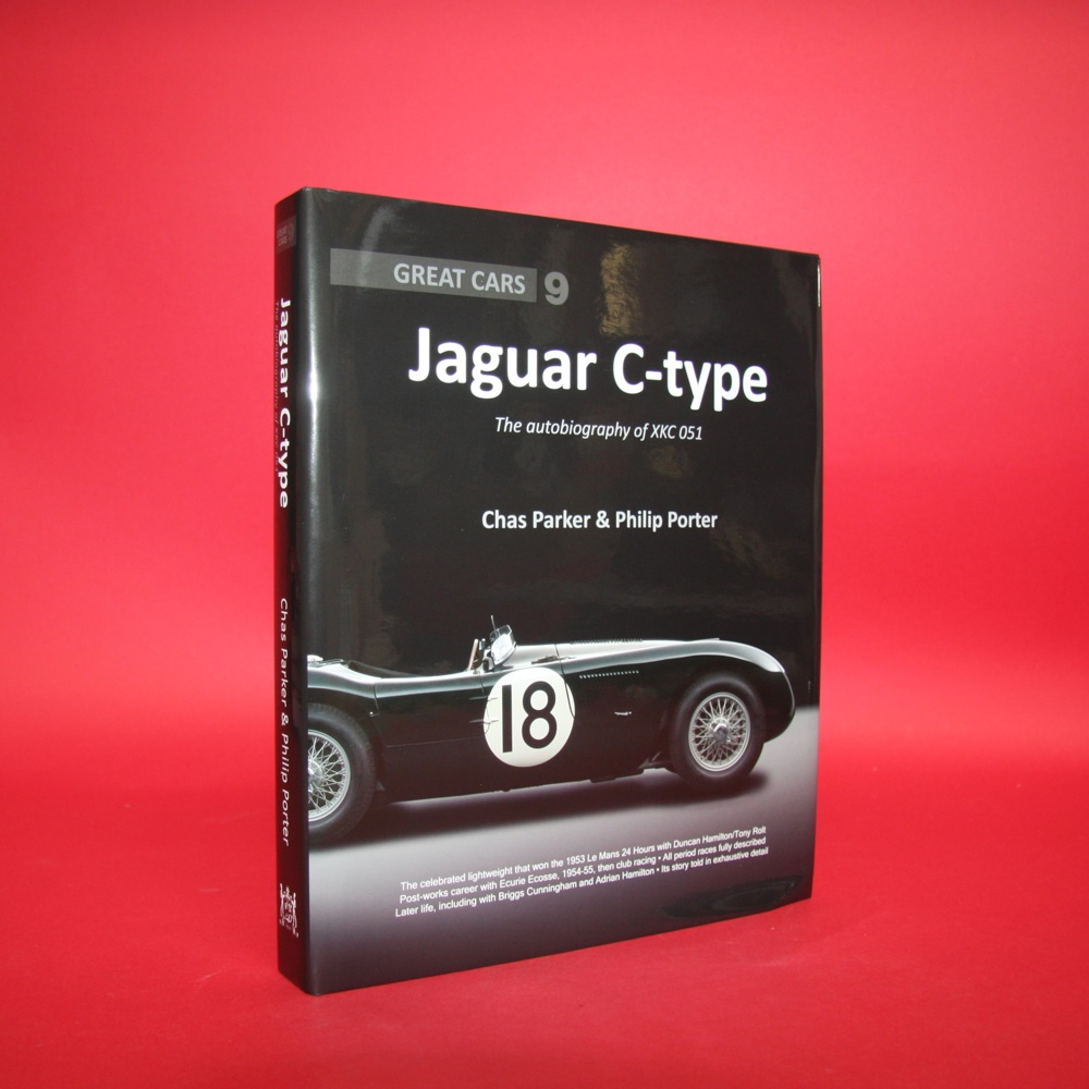 Great Cars  9: Jaguar C-Type The Autobiography of XKC 051