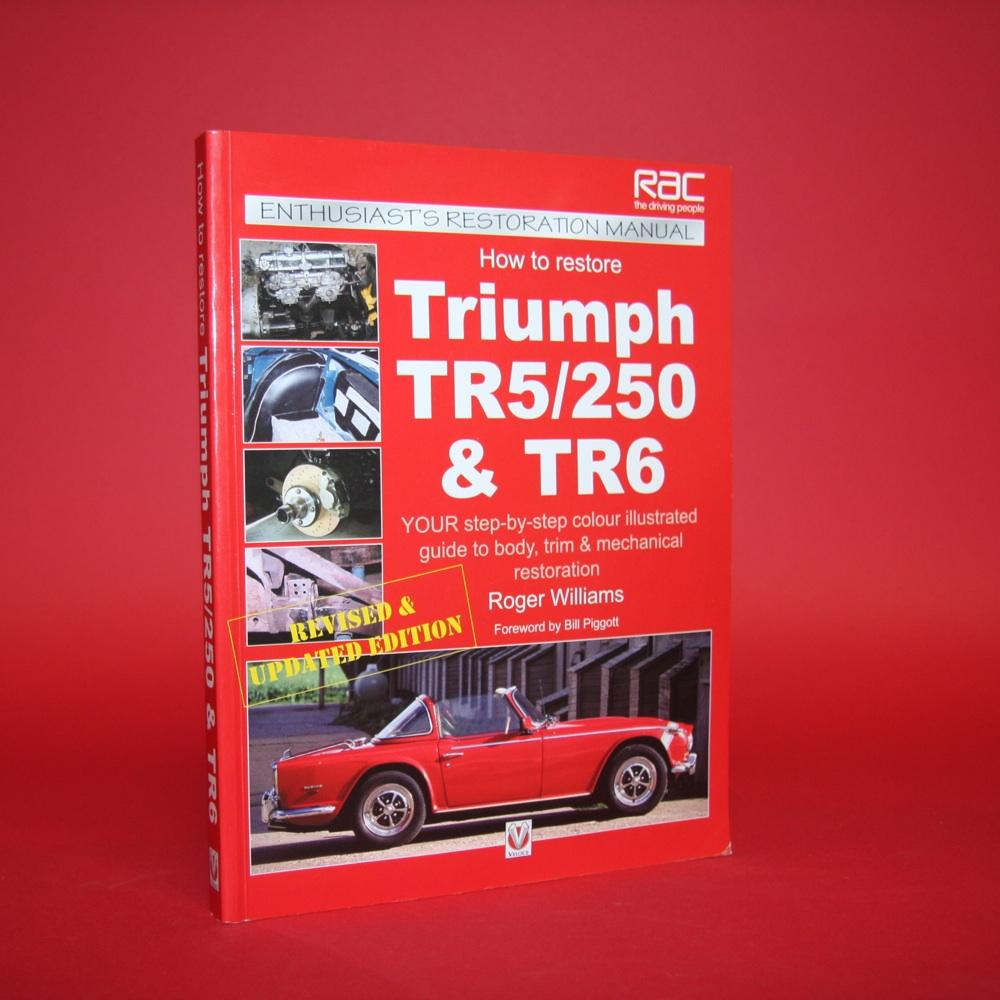 How To Restore Triumph TR5/250 & TR6