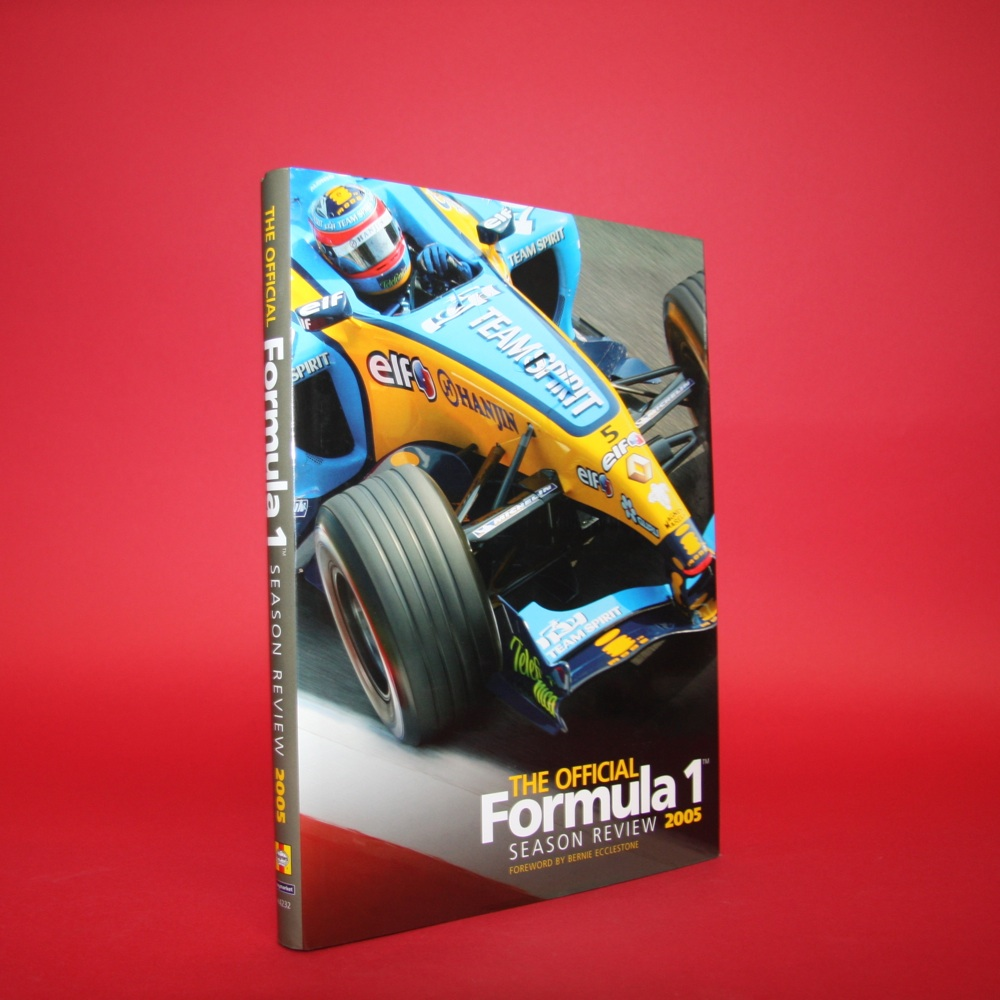 The Official Formula 1 Season Review 2005