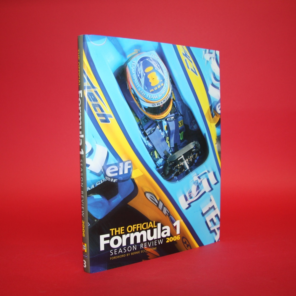 The Official Formula 1 Season Review 2006