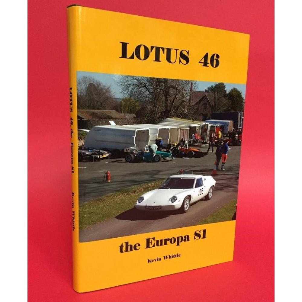 Lotus 46 the Europa S1