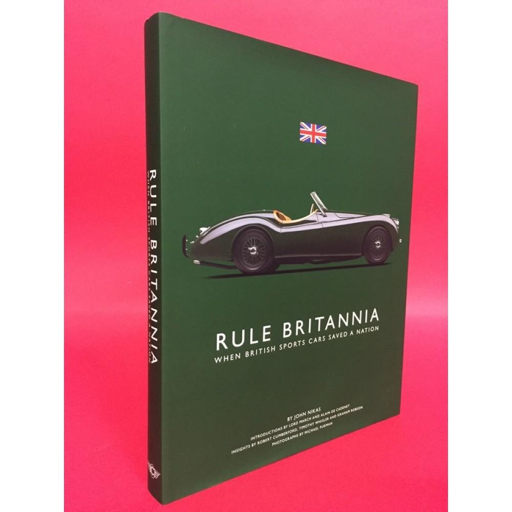 Rule Britannia - When British Sports Cars Saved A Nation