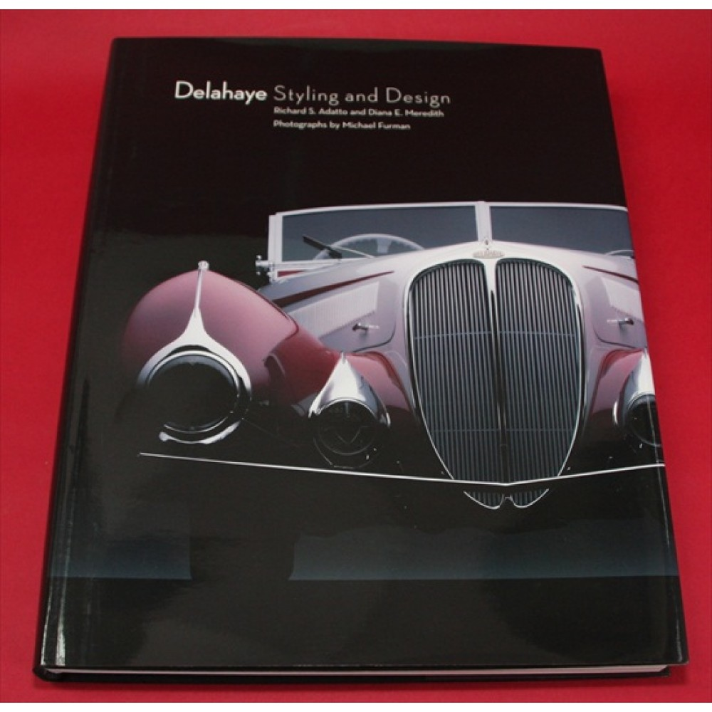 Delahaye Styling and Design