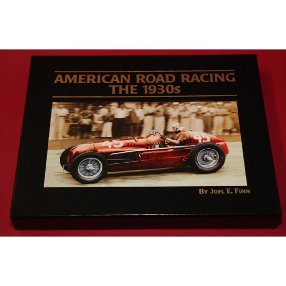 American Road Racing The 1930s